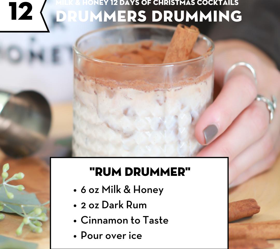 Rum Drummer