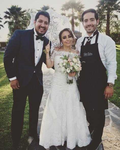 Mariana y Arturo