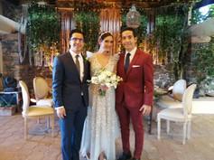 Mariel y Jorge
