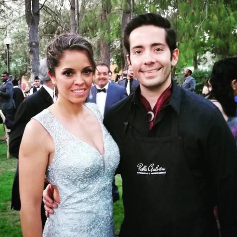 Karla y Ricardo