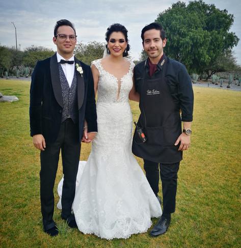 Adriana y Diego