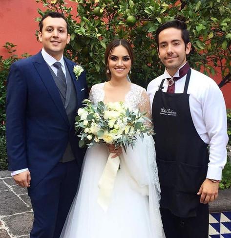 Fernanda y Agustín