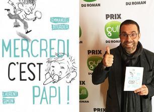 Mention spéciale Prix Gulli du roman 2018 !