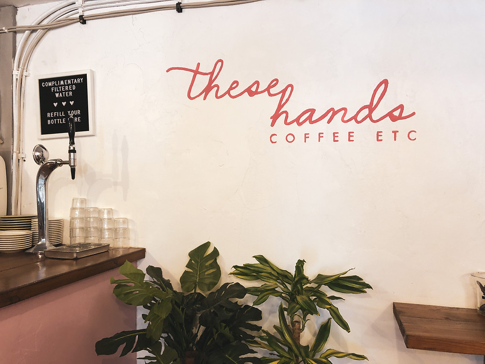 inside of these hands coffee