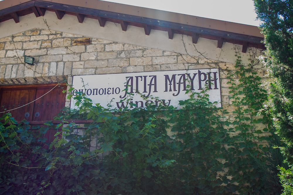 Lady Mac Lifestyle Ayia Mavri Winery