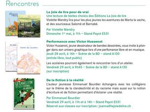 Salon de Genève: Mes rencontres