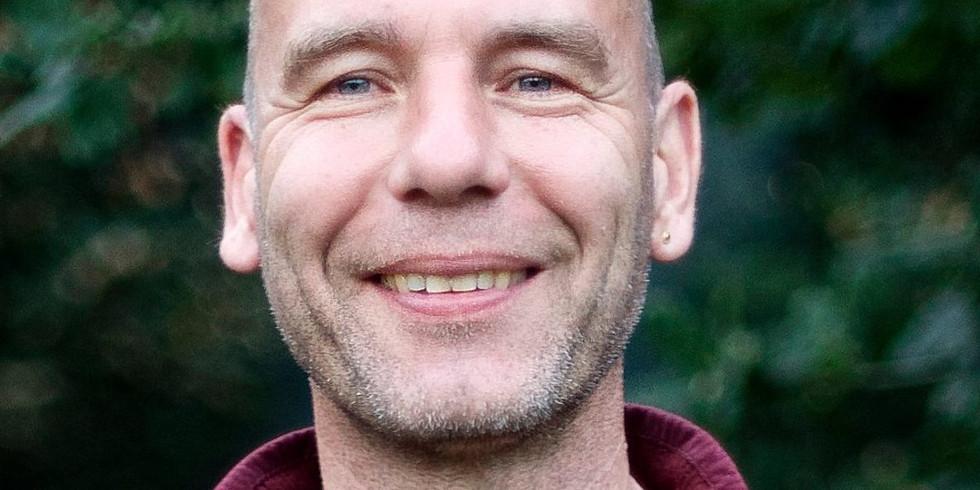 Online Meditation with Stephan Pende