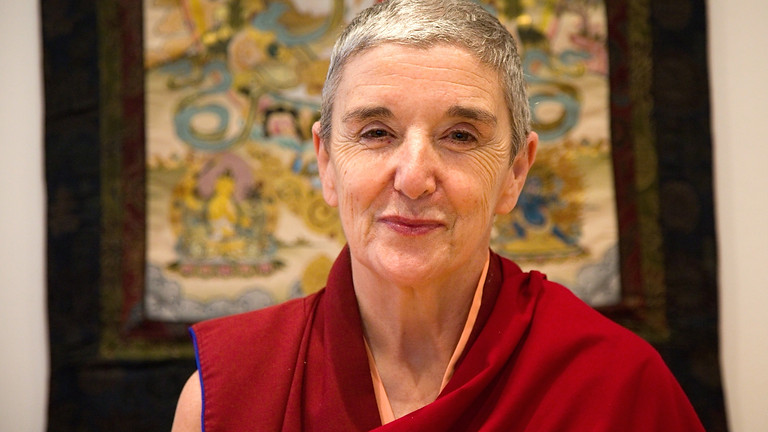 I Think I'm A Buddhist with Ven. Mary Reavey