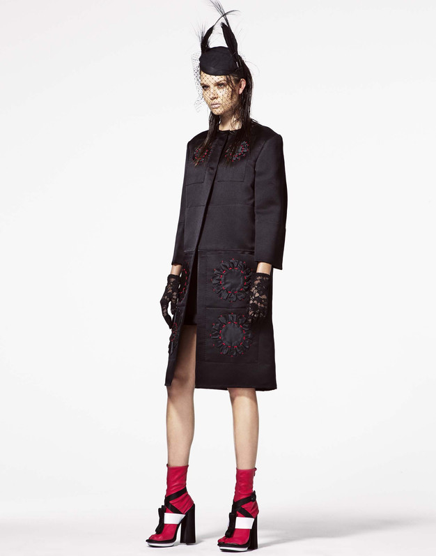 Prada / Josephine Skriver / V Magazine