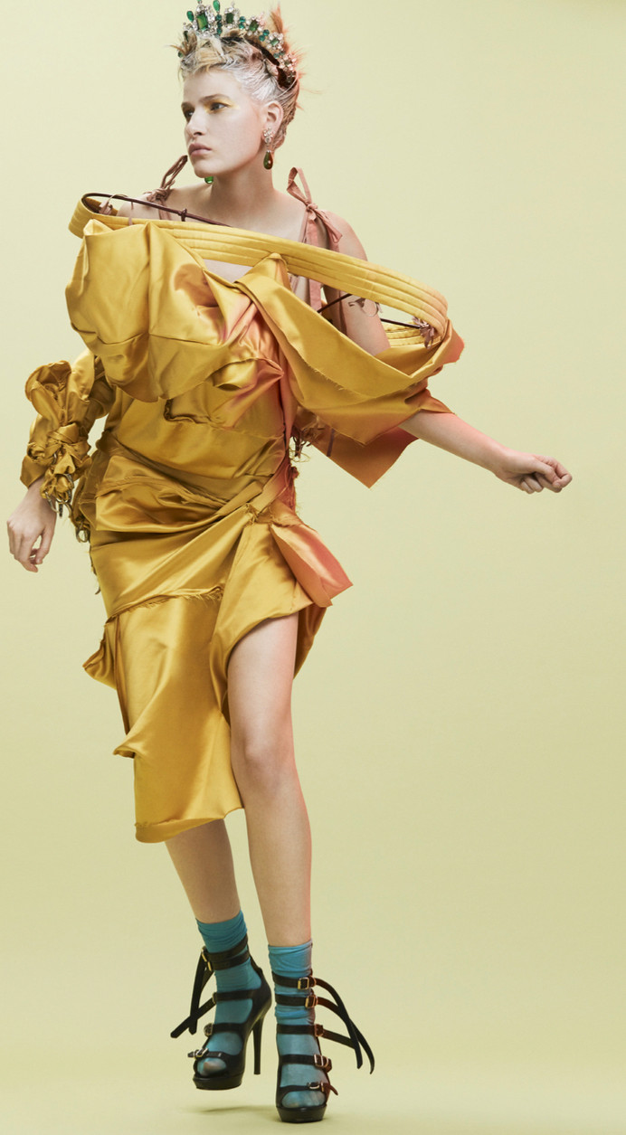 Vivienne Westwood Couture / Louise Parker