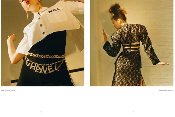 Chanel / Christopher Kane / Ali Michaels / Cameron Postforoosh