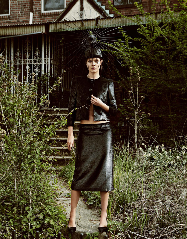 Louis Vuitton / Josephine Skriver / V Magazine
