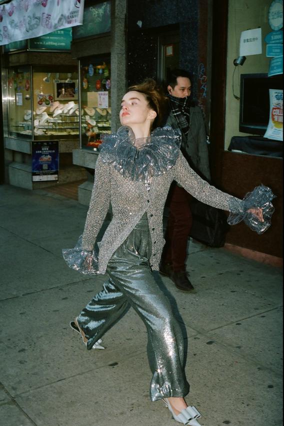 Marc Jacobs / Ali Michaels / Cameron Postforoosh