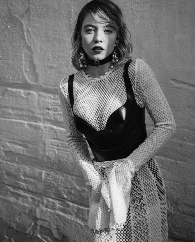 Alexander McQueen / Sydney Sweeny / V Magazine