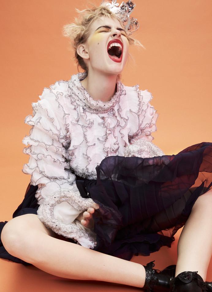 Chanel / Louise Parker