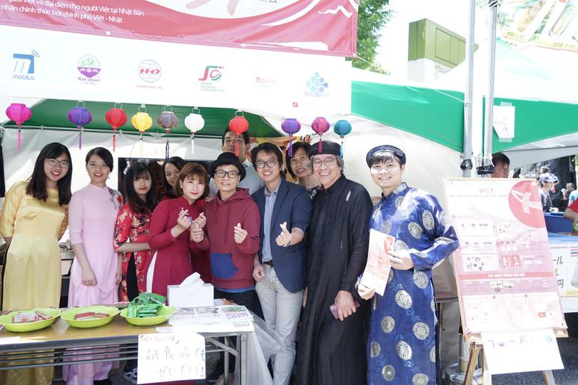 Yoyogi Vietnam Festival 2018_2