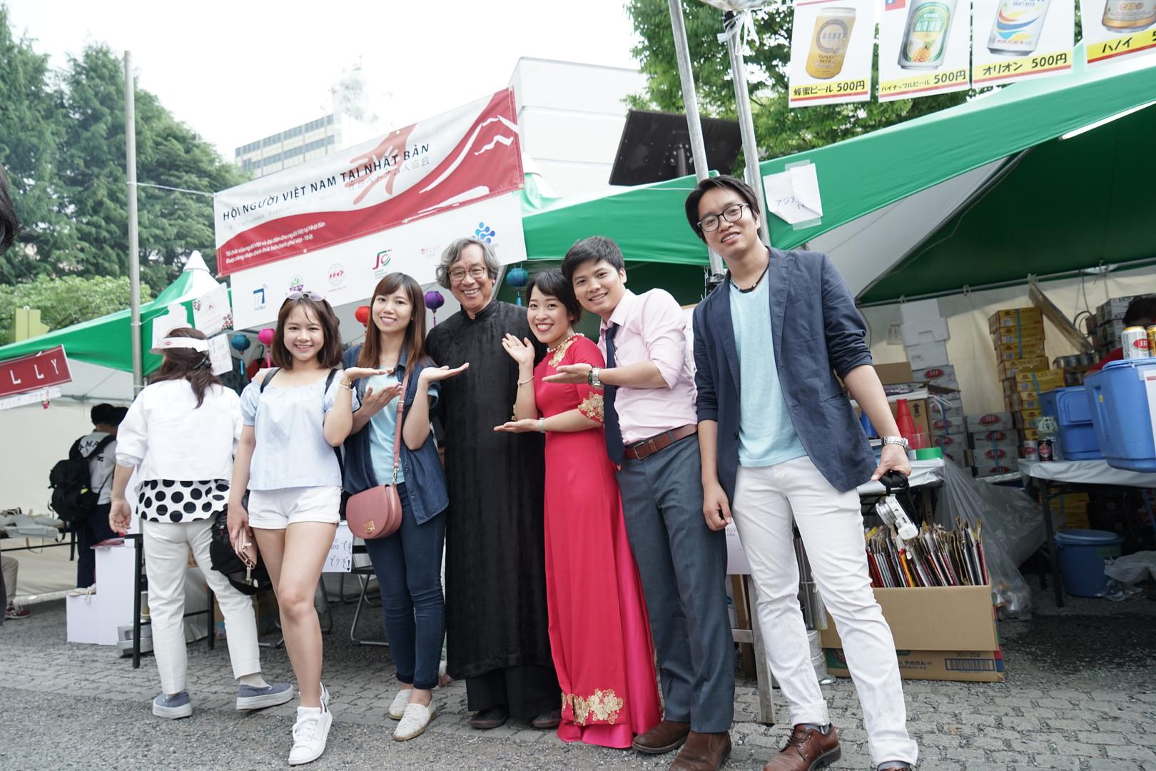 Yoyogi Vietnam Festival 2018_1