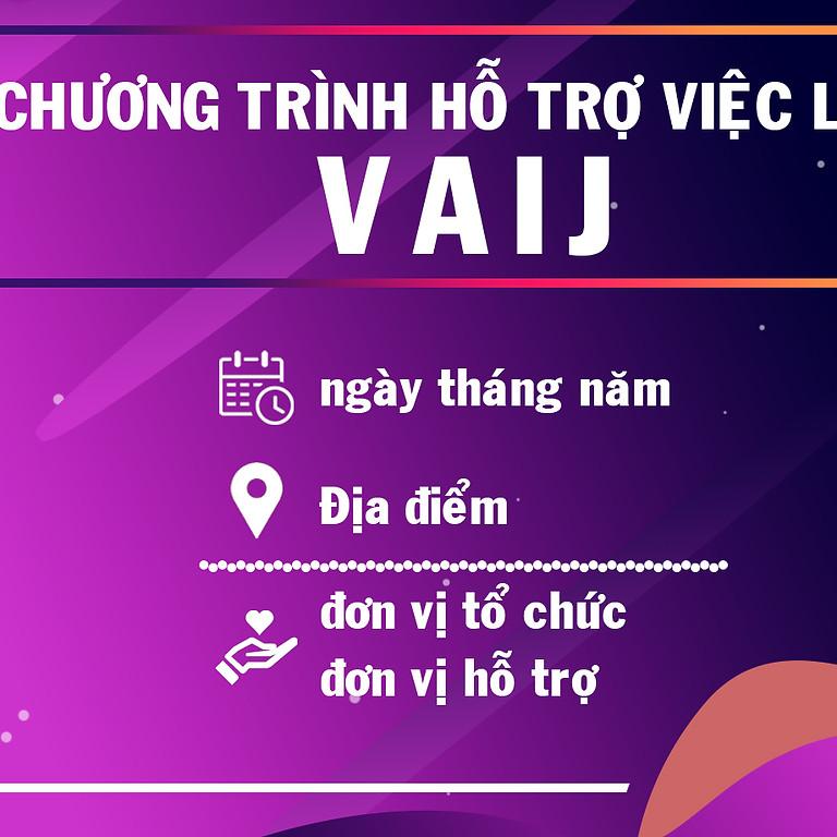 Sự kiện hội trợ việc làm VAIJ ( テスト中)