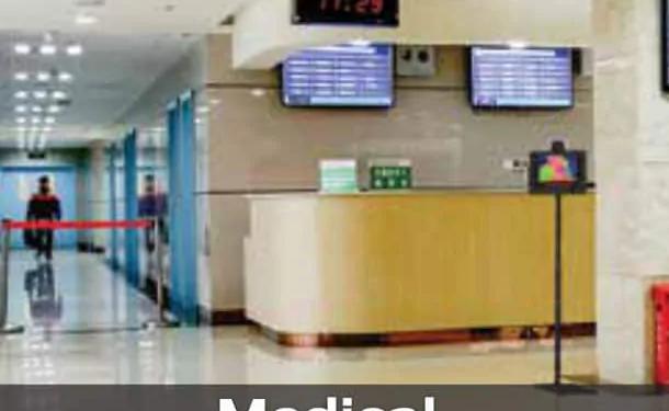 TAURI temperature screening tablet Medic