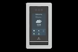 Vega X Smart Access Control tablet Accen