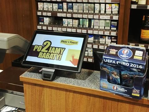 Point of Sale Touch Screen