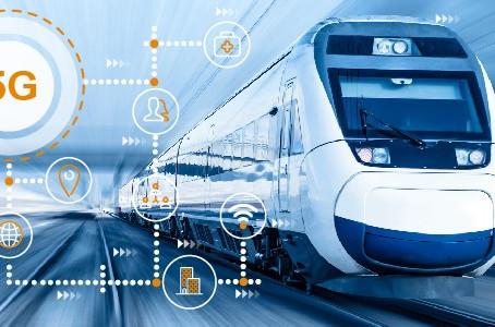IoT und Zugverkehr - Wie digitale Sensoren intelligente Züge schaffen