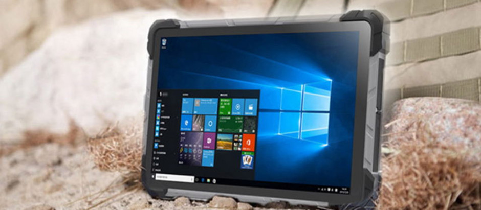 Comparison of Consumer tablet computers with touchscreen to rugged tablet computers