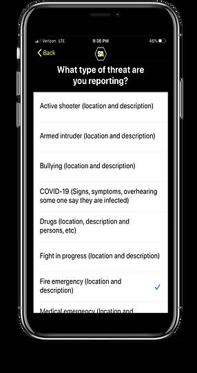 Stay Alert TAB screen shot.png