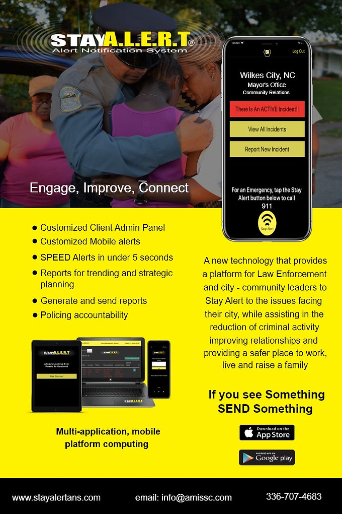 Stay Alert for public relations - LE.jpe