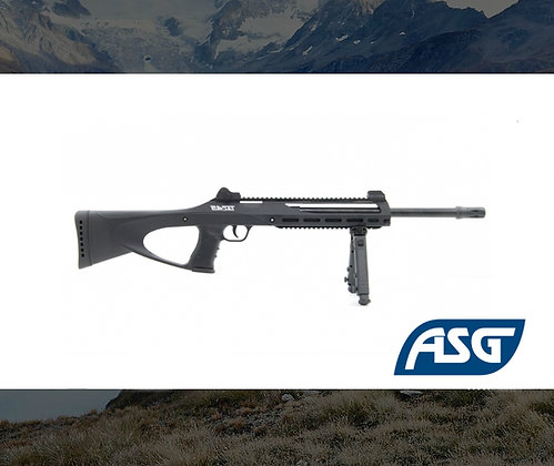 RIFLE BALIN ASG TAC 4,5MM - FULL RIEL