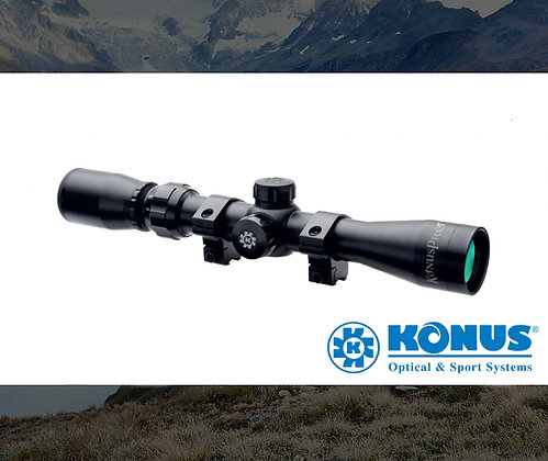 MIRA KONUS 7260 KONUSPRO 2-7x32mm