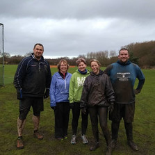 A very muddy end to #BootCamps for 2017.