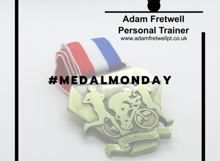 Medal Monday No.18