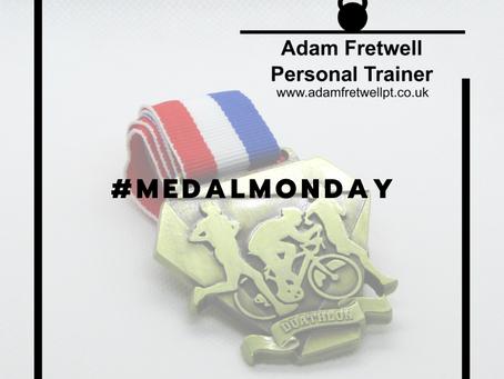 Medal Monday No.18