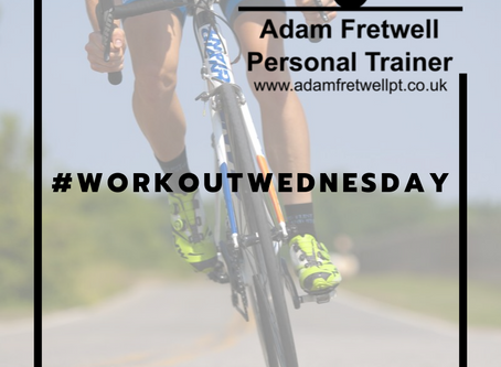 Workout Wednesday No.17