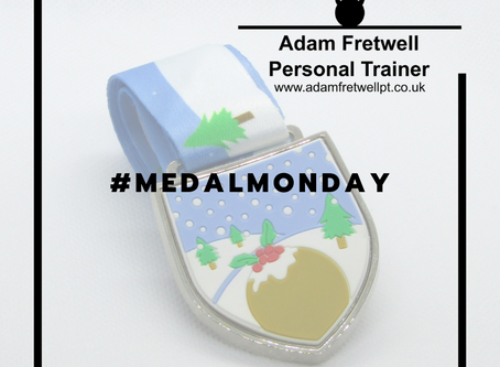 Medal Monday No.1