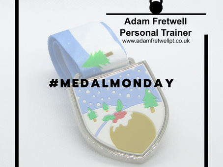 Medal Monday No.1