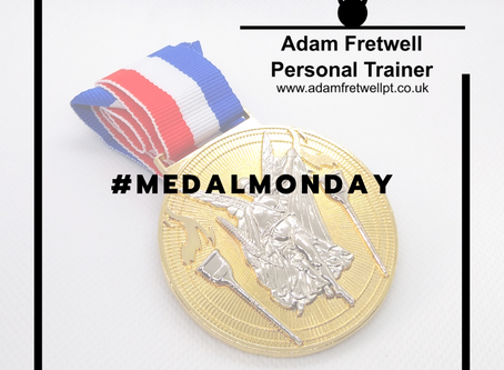 Medal Monday No.14