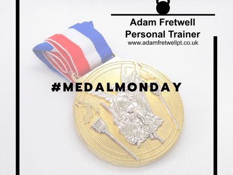 Medal Monday No.14