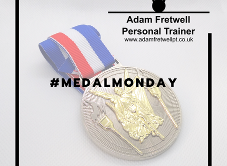 Medal Monday No.15