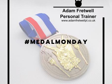 Medal Monday No.15