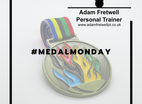Medal Monday No.17