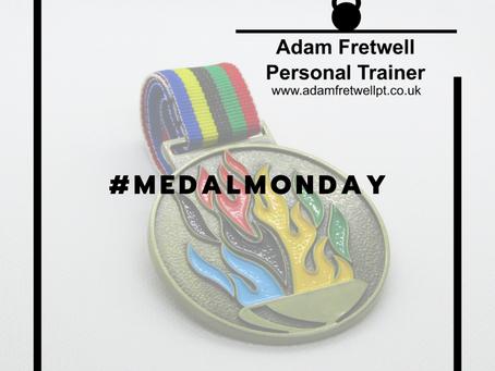 Medal Monday No.17