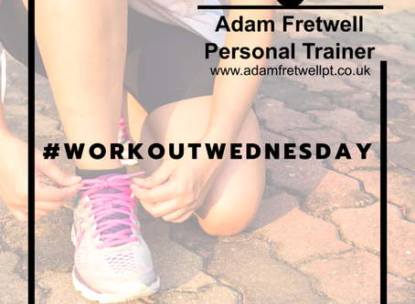 Workout Wednesday No.13