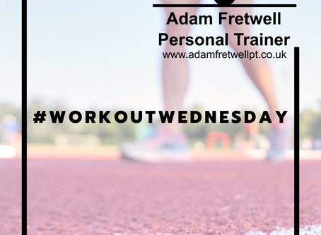 Workout Wednesday No.8