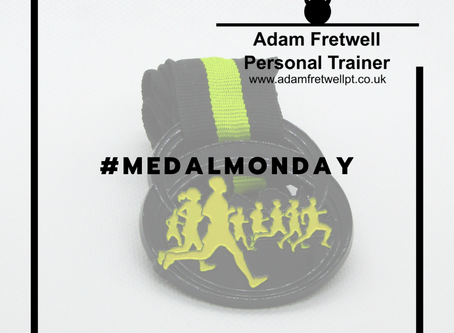 Medal Monday No.9