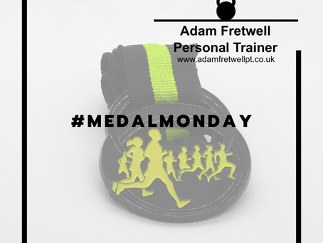 Medal Monday No.9