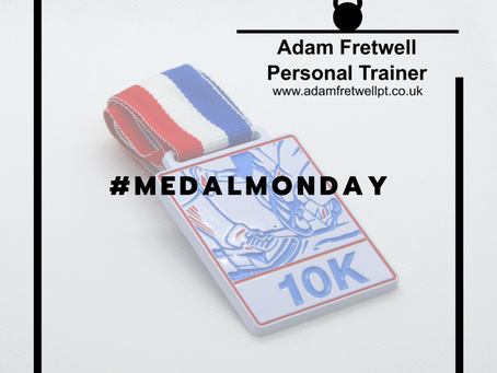Medal Monday No.12
