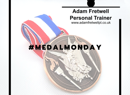 Medal Monday No.16