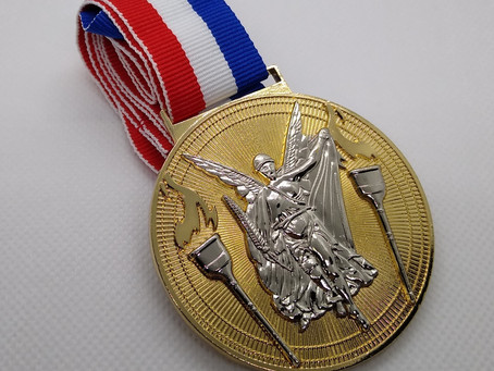 Medal Monday No.26